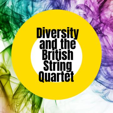 diversity and the british string quartet logo