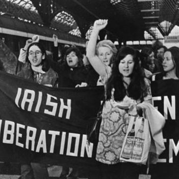 irish womens liberation movement