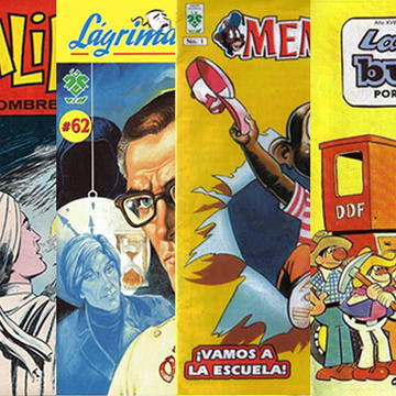 mexican comics 16 feb