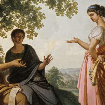 women intellectuals in antiquity  image