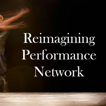 Reimagining Performance Network logo