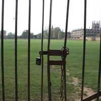 refugee young people college behind gate bars ellie ott