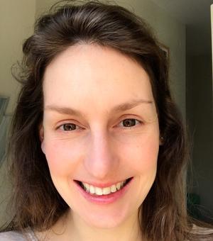 Emily Clifford smiling at camera