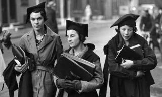 how to look like a female academic