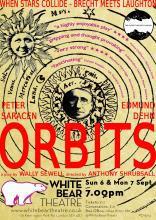 orbits poster white bear september