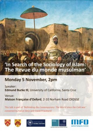 sociology islam burke