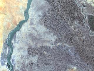 sudan agriculture landsat
