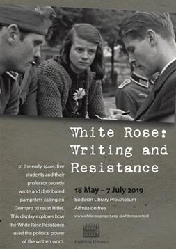 The White Rose project Alexandra Lloyd